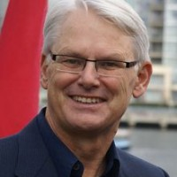 File photo of Campbell, Premier of British Columbia.